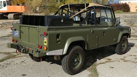 land rover military defender 100 land rover military defender vintage military