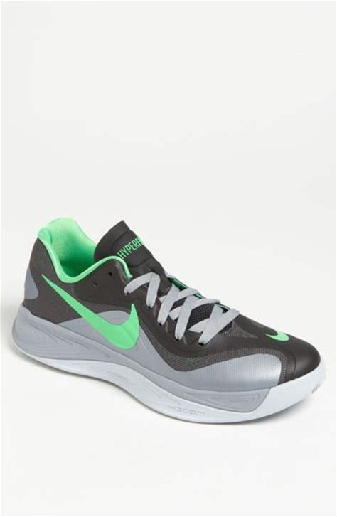 mens nike hyperfuse basketball shoes nike hyperfuse low basketball shoe in gray for