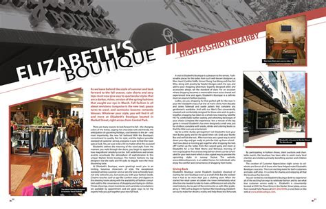 design magazine spread best magazine layout miss designer