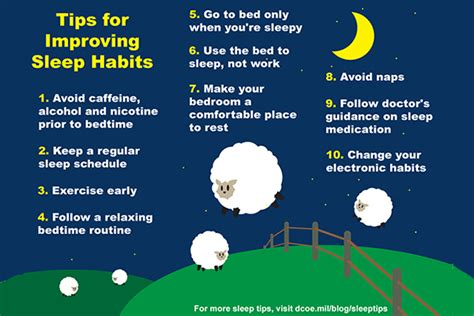 How To A Better Healthy Sleep by Counting Sheep 10 Tips To Help Foster Healthy Sleep