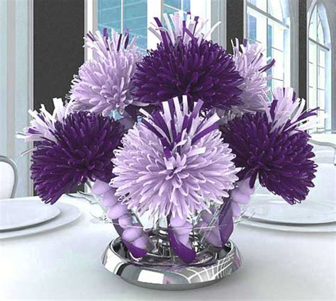 purple bridal shower decorations mt s and matt 39s backyard wedding is gorgeous and filled with