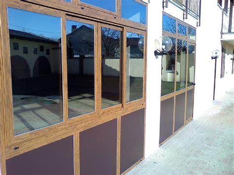 veranda scorrevole foto veranda scorrevole riflettente di gimal snc 48568