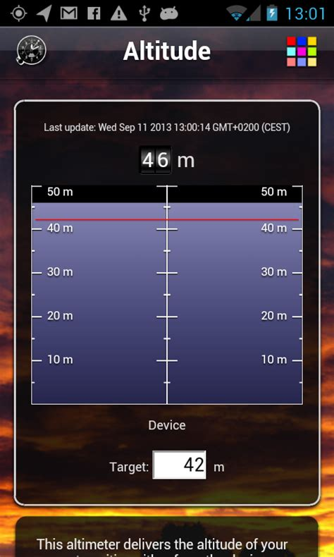 android elevation altitude free android apps on play