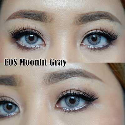 Softlens Eos Anuna 142mm Almond pusat toko jual softlens softlen soflen harga beli contact lens contoh warna