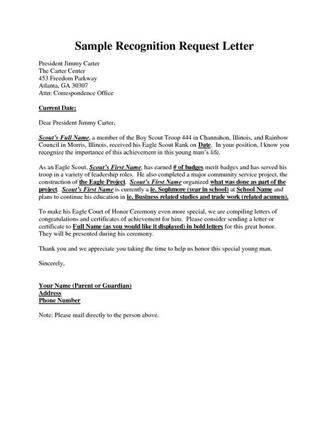thank you letter to for congratulations eagle scout congratulation letter request