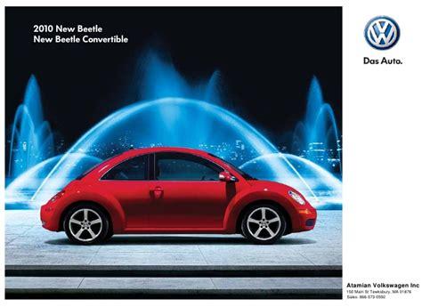 Atamian Volkswagen by 2010 Volkswagen Beetle Boston