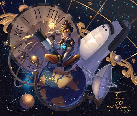 Time And Space time and space by lopuii on deviantart