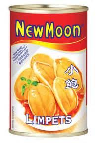 New Moon Abalone Mini Limpets goh joo hin pte ltd