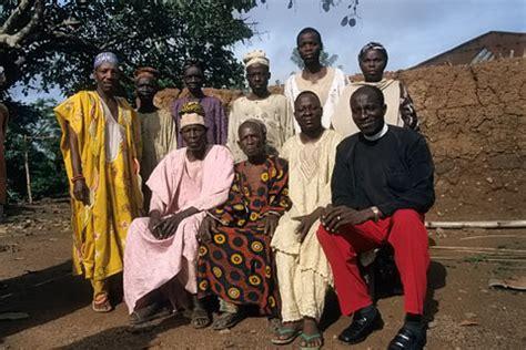 die hausärzte yoruba in nigeria
