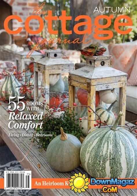 Cottage Magazine by The Cottage Journal Autumn 2017 187 Pdf Magazines