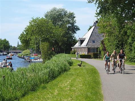 Elektro Motorrad Aus Holland by Elf St 228 Dte Paket Auf E Bike Holidays In Friesland Holland