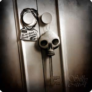 ornament skeleton key home decor by sillycut