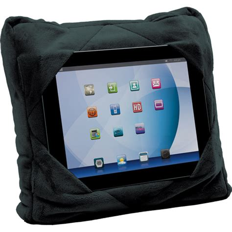 Pillows As Seen On Tv by As Seen On Tv Gogo Pillow Tablet Protector Pillow Black