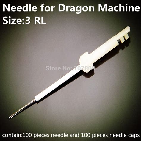 tattoo needle pain 100pcs x 3rl permanent sterilized makeup card tattoo