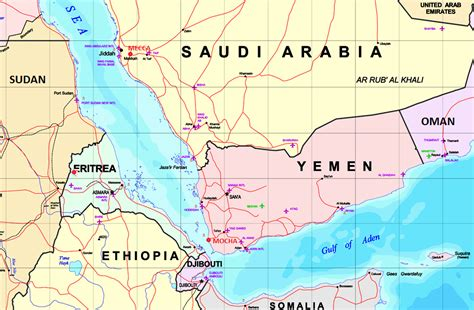 arabian peninsula map pics for gt arabian peninsula world map