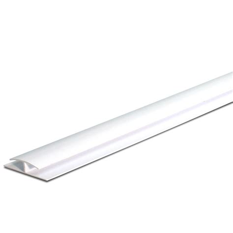Ceiling Dividers by Divider Bar White Ceiling And Wall Spline Mirage