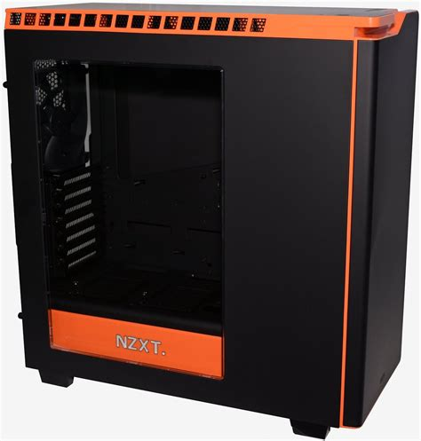 Nzxt H440 nzxt h440 mid tower review techspot