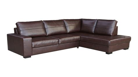 black leather corner sofa leather corner sofa in brown or black homegenies