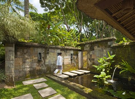 como shambhala estate is a residential health retreat in bali indonesia spas pools and