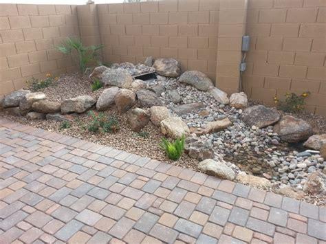 Landscape Rock Tempe Landscaping Designs Pictures Arizona Backyard Landscaping