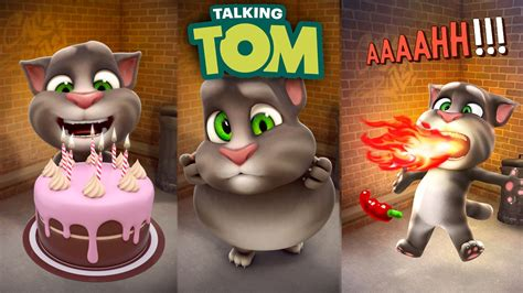 download youtube gingerbread talking tom cat app every new animation youtube