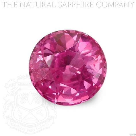 untreated pink sapphire 4 32ct p2829 ebay