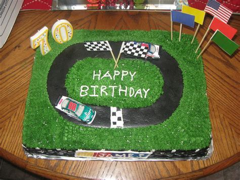 Nascar Cakes ? Decoration Ideas   Little Birthday Cakes