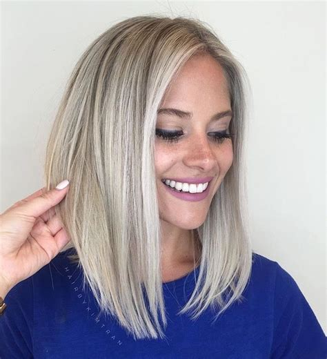 25 best ideas about long bob blonde on pinterest blonde