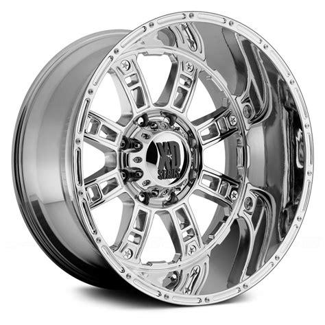 chrome xd wheels xd series 174 xd809 riot wheels chrome rims