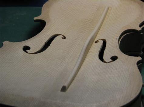 tavola armonica violino la costruzione violino