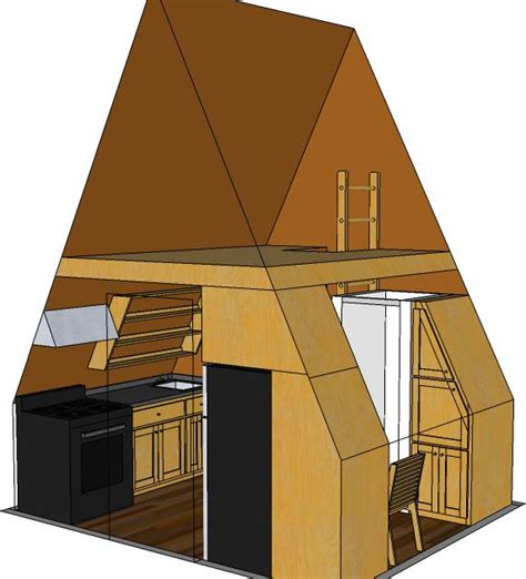 Tiny Houses Floor Plans Free by Tiny Eco House Plans By Keith Yost Designs