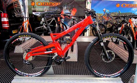 strange orange eurobike2013 orange bikes 29er die fast unbekannten
