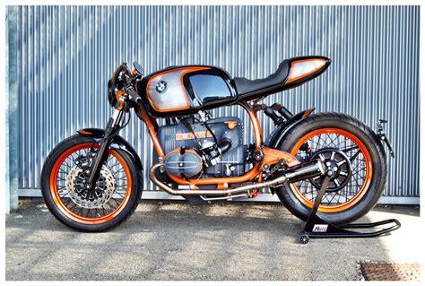 bmw r65 bmw r65 3 cafe racer by toro moto bikebound