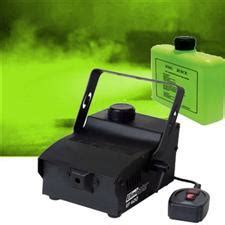 fog mister with colored led lights 1 2 price sale on fog machines foggers fog machine and