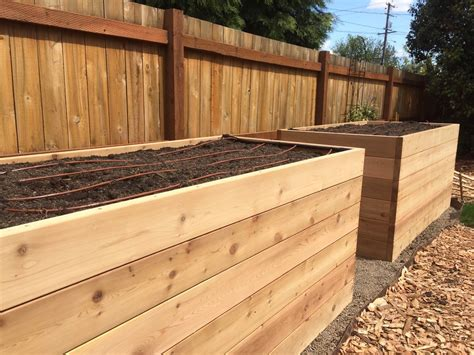 tall raised garden beds blog portland edible gardens raised garden beds edible