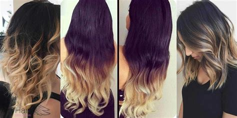 black and blonde ombre images 10 stunning black ombre hairstyles