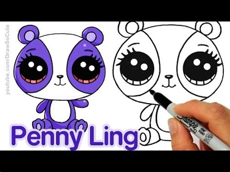 How To Draw A Lps Step By Step