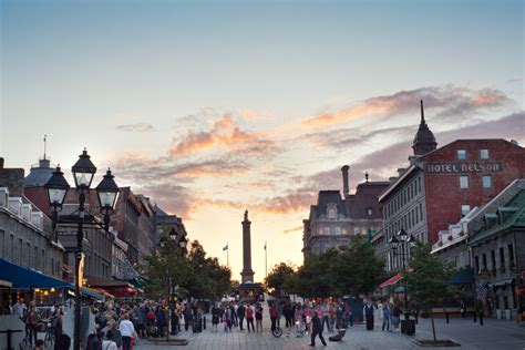 Montreal Records Montreal Expects A Record Of More Than 10 Million Tourists In 2016 Toronto