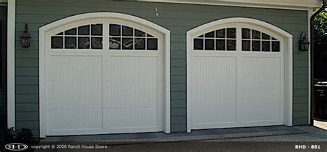 Ranch Style Garage Doors by Ranch House Doors Product Overview Style Garage