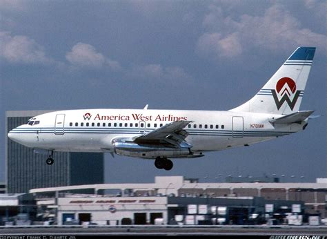 boeing 737 130 america west airlines aviation photo 1147650 airliners net