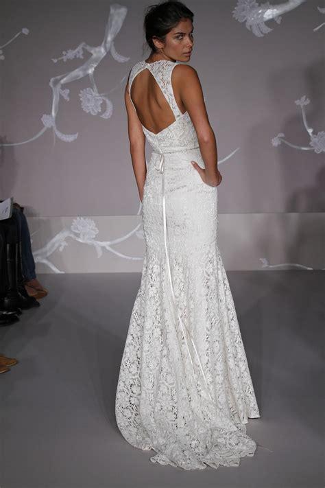 mermaid wedding dress open back ipunya