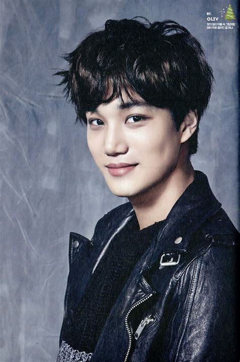 exo happy c kai 2015 season s greetings official calendar ξ exo