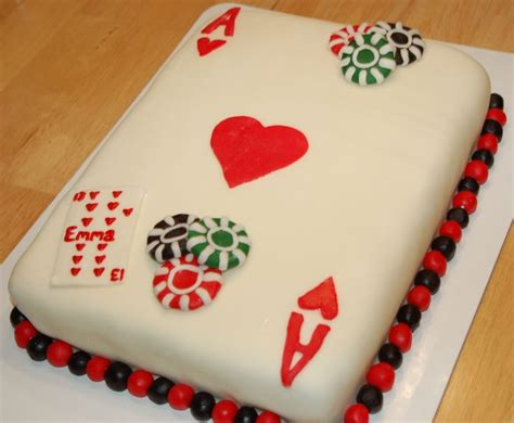 how to make a cake card casino card cake 65th birthday ideas