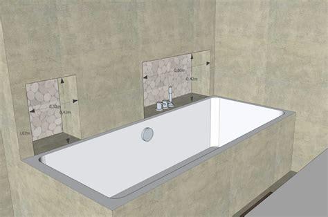 Badewanne Mit Nische by Sanit 228 Rinstallation Im Haus Preise Planung Und Umsetzung