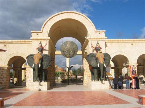 theme park yasmine hammamet amusement parks in northern africa