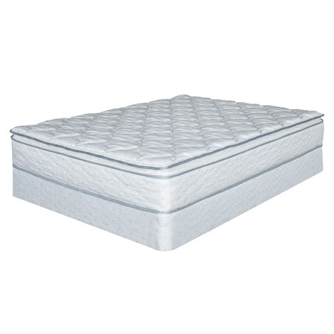 Serta King Pillow Top Mattress serta 709643 360 pillow top king