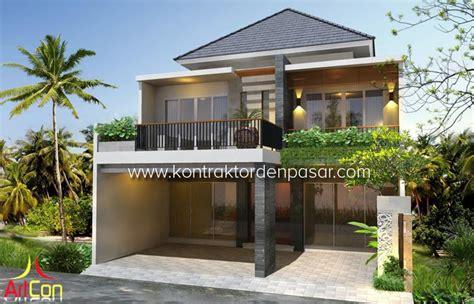 design rumah minimalis luas tanah 105 desain rumah sekaligus kantor pak herman luas 360 m2