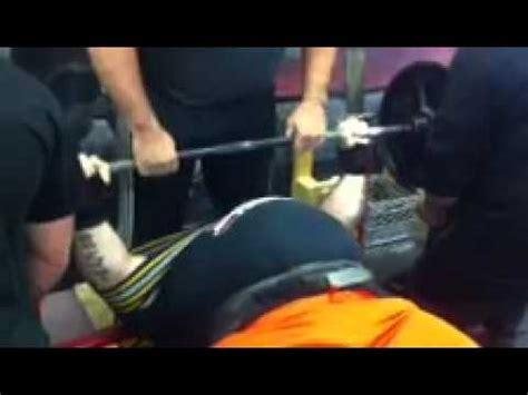 800 pound bench press mike wolfe 800 pound bench press youtube