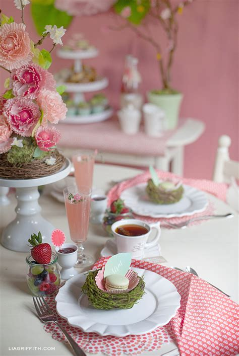 mother s day brunch table setting a pretty life in the mother s day brunch ideas the bright ideas blog