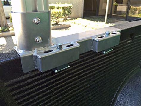 400 Lb Capacity Ladder by Maxxhaul 70423 Universal Aluminum Truck Rack 400 Lb